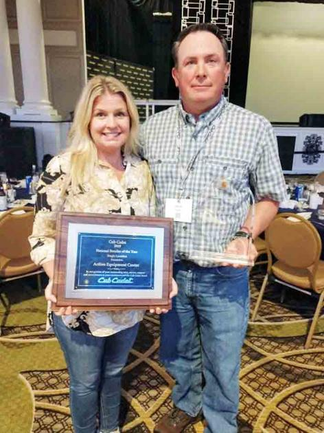 Washington equipment dealer tops charts in Nashville - Observer-Reporter
