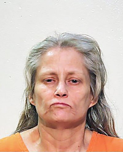 Janet Fisher mugshot