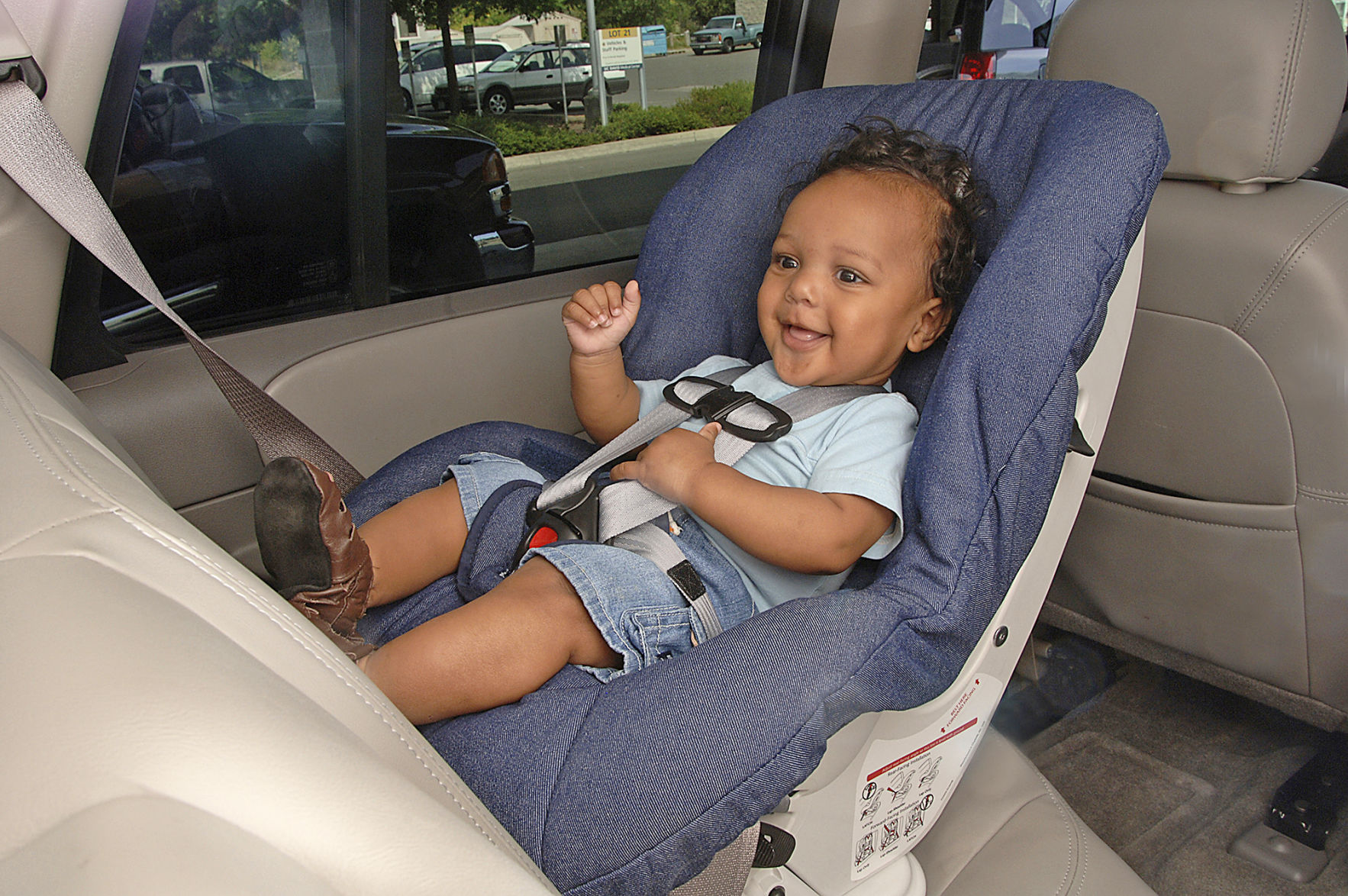 Car seat safety is paramount – and it's