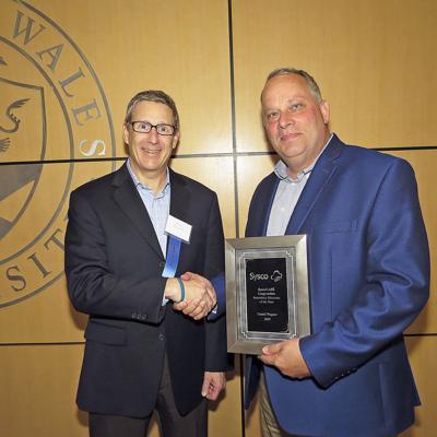 Dan Wager award