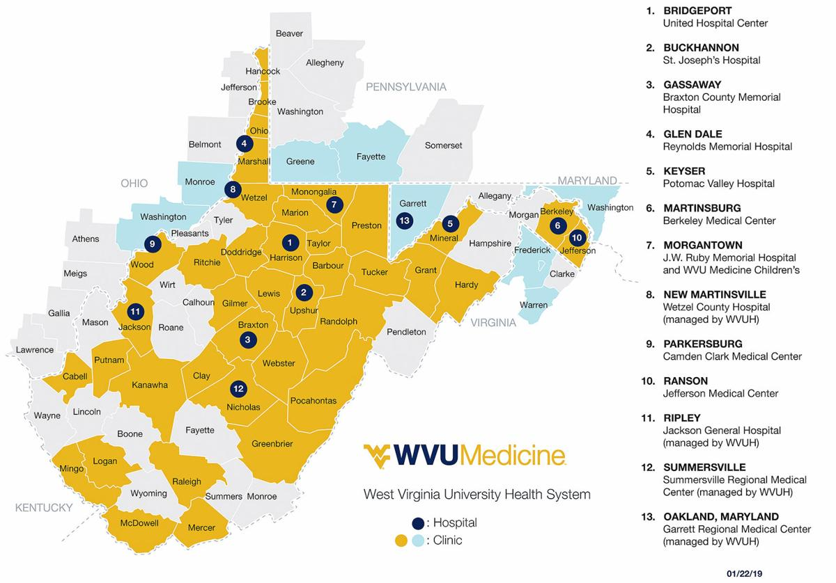 WVU Medicine taking big step into Western Pa  | Business