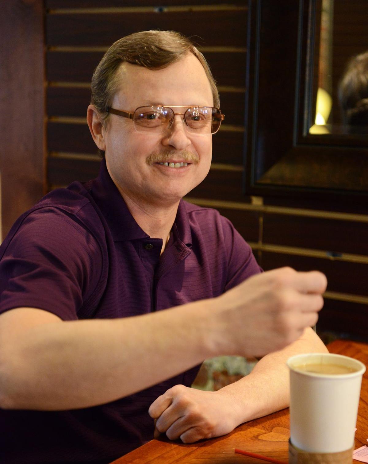 Spotlight success: Former patient now helps mentally ill