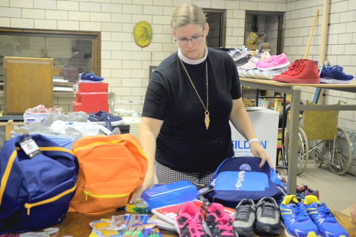 Connellsville church to assist local students through clothing, school supplies giveaway