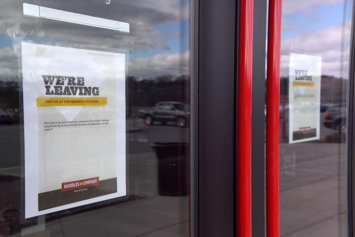 Noodles & Company closes 2 locations in Washington County