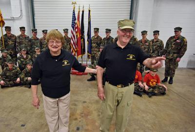 Canonsburg couple proud to run Young Marines program