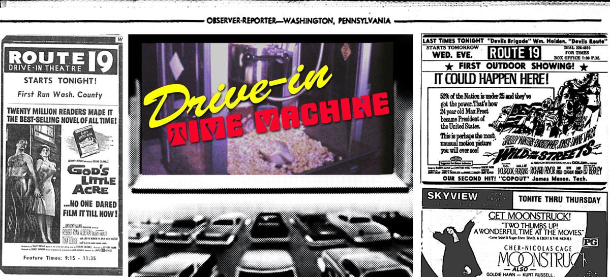 Drive In Time Machine: June 2018 Week 1 logo