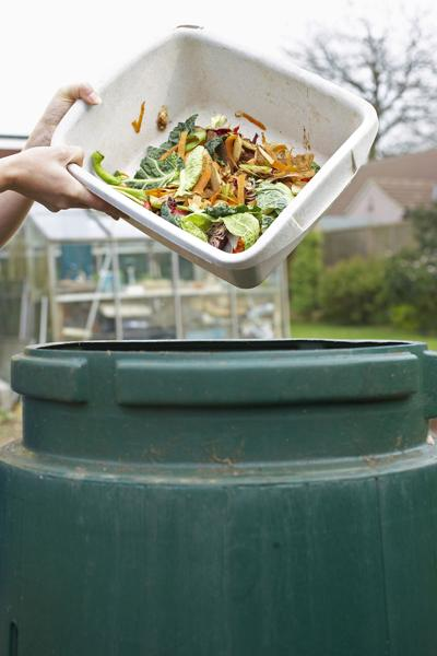 Composting stock image