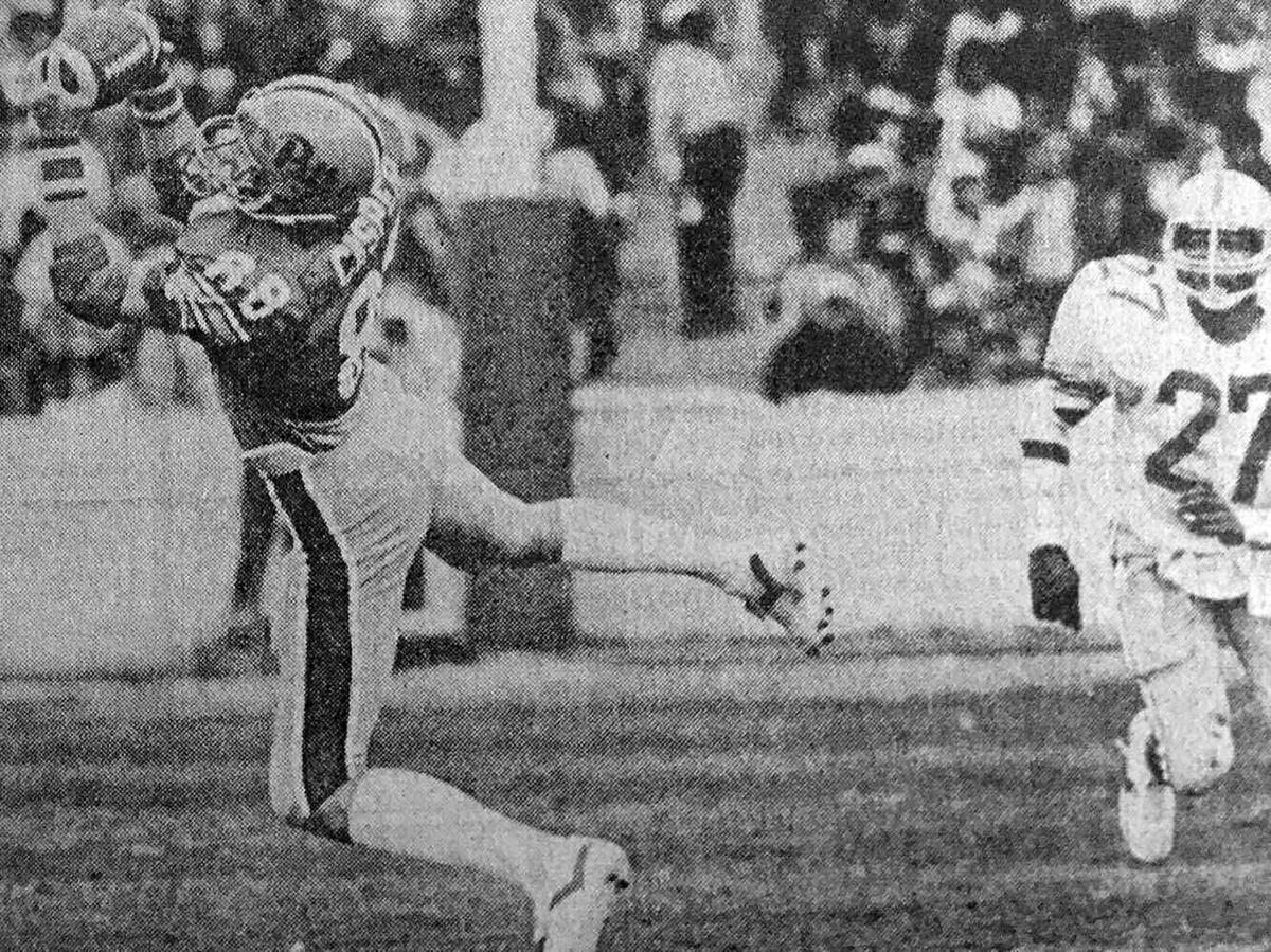 Trinity's Casper handled hurdles on, off field