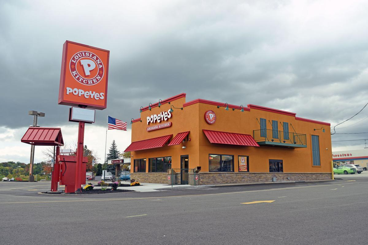 Popeyes opening Monday in South Strabane | Business | observer ...