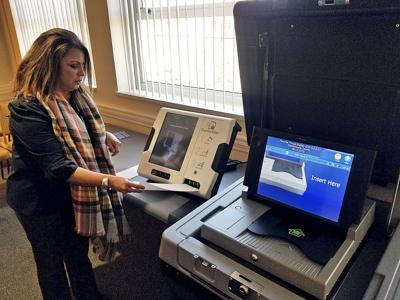 Greene Voting Machines