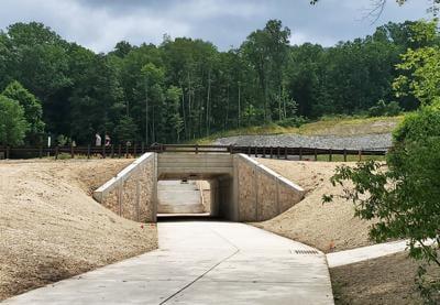 Ohiopyle tunnel