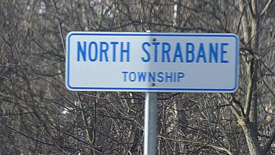 NORTH STRABANE TOWNSHIP SIGN
