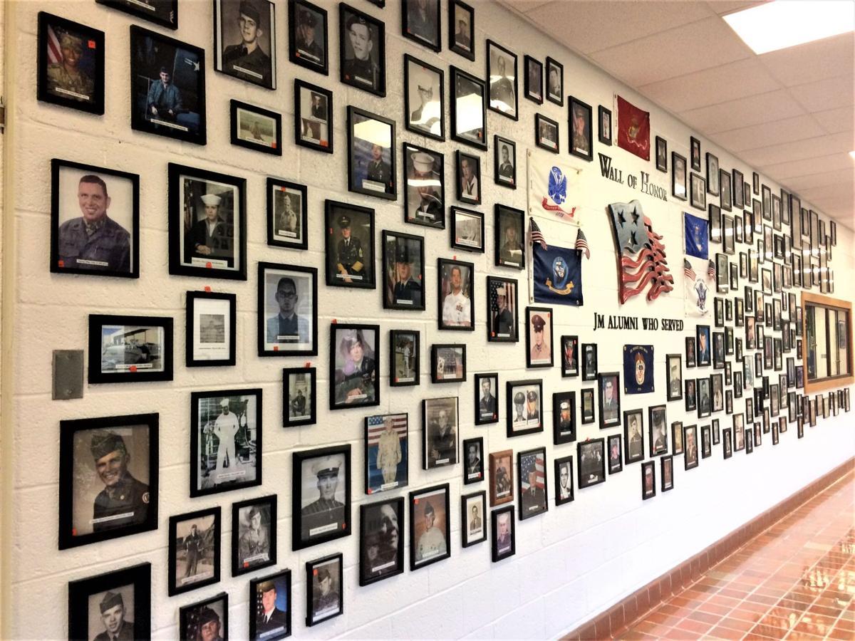 Jefferson-Morgan Wall of Honor