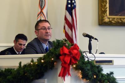 Councilman Matthew Staniszewski