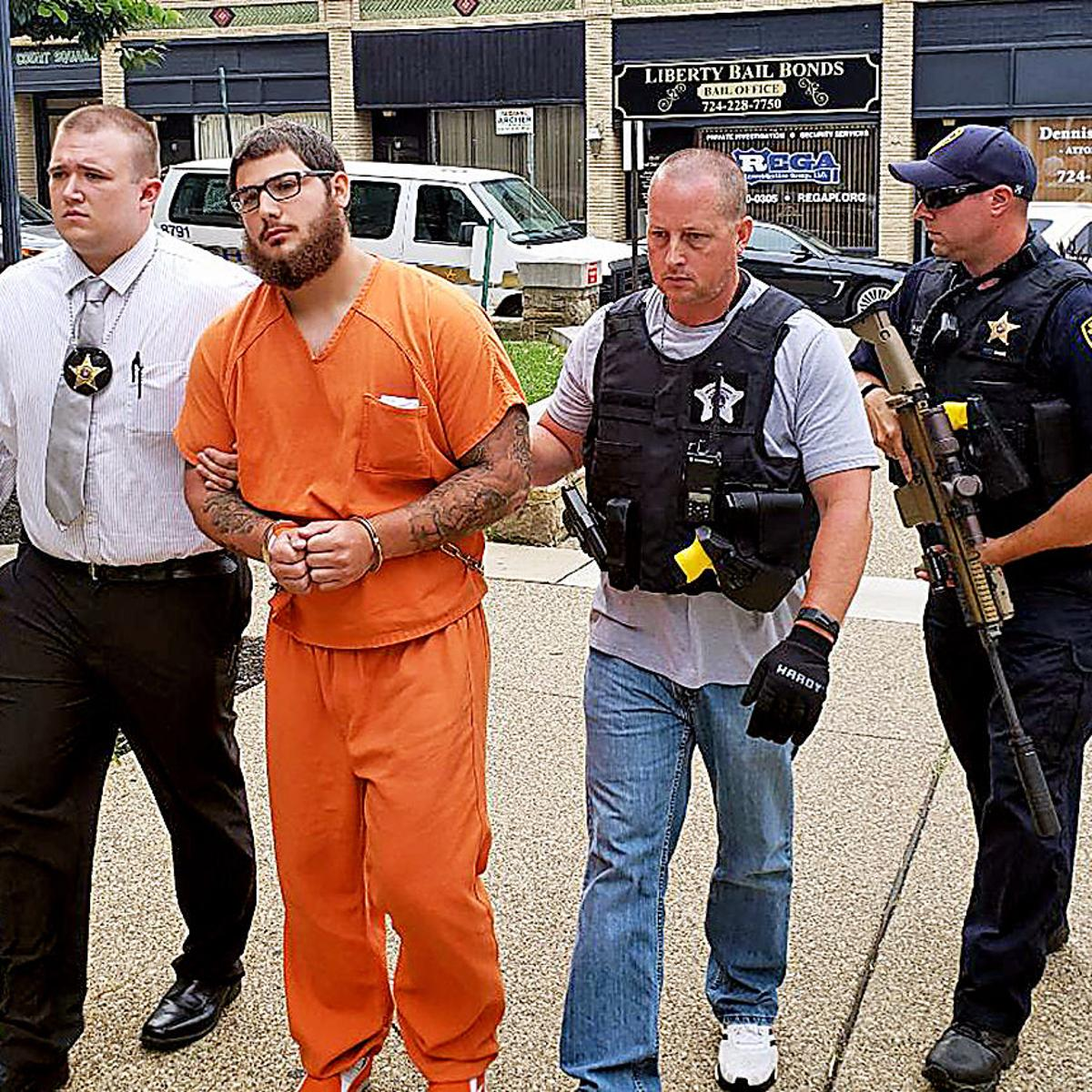 Bail denied in Charleroi assault case | Local News