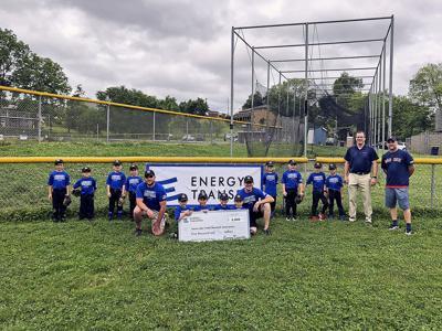 Youth baseball grant