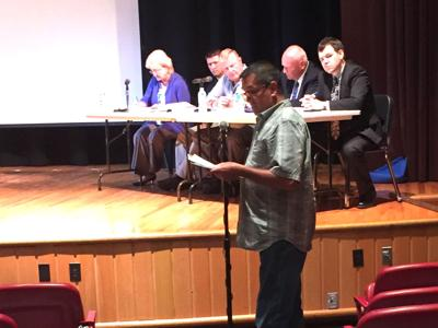 Council hears concerns about gas, oil drilling