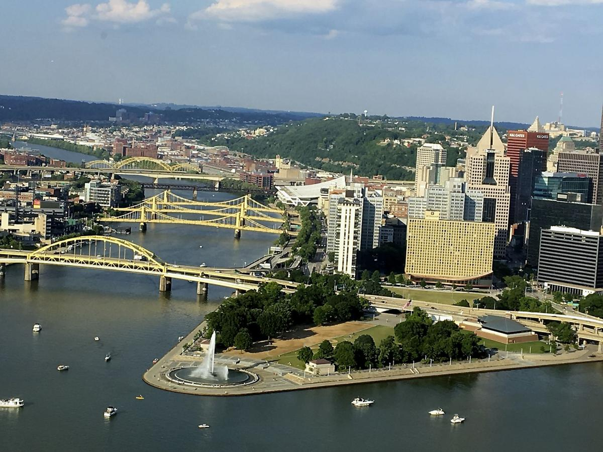 Pittsburgh was once part of Washington County, but there are stranger stories …