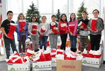 BP Stockings for Soldiers