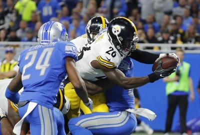 Steelers Lions Football