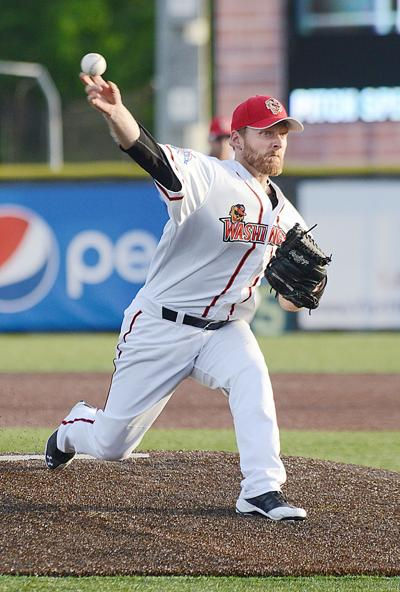 former things pitcher among frontier league of