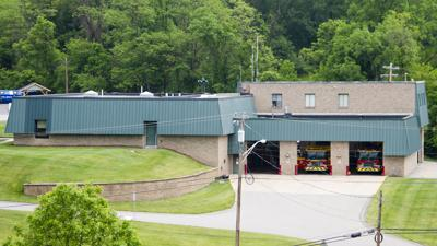 Peters Township fire station