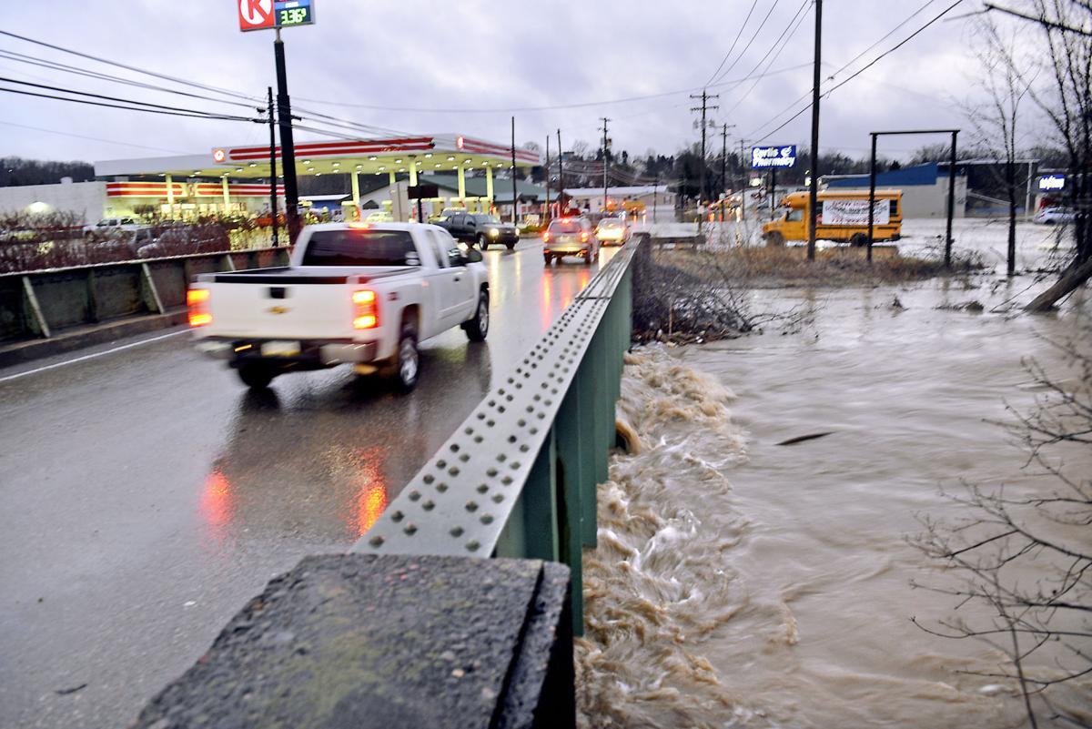 Henderson flooding