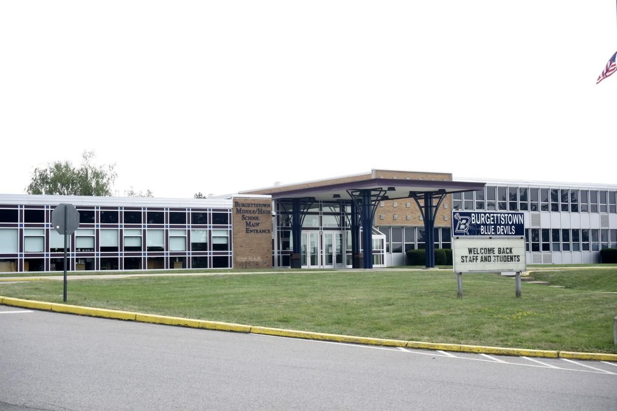 BURGETTSTOWN HIGH SCHOOL