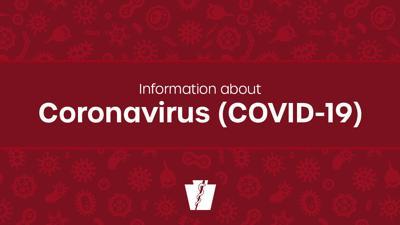 Coronavirus rectangle