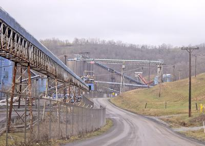 Cumberland Mine preparation plant