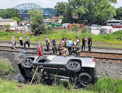 Speers crash photo