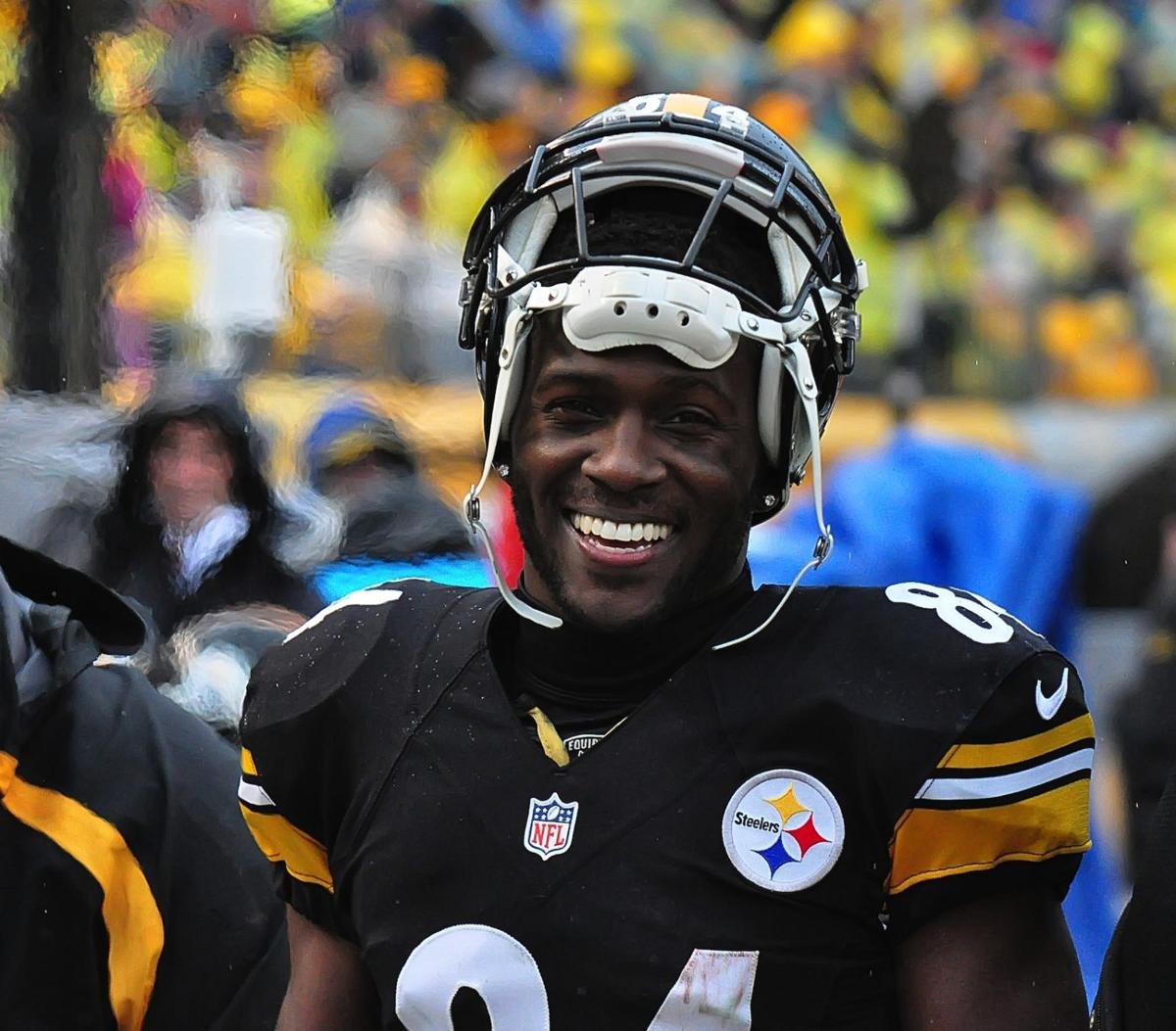 Report Raiders Agree To Trade With Steelers For Antonio Brown Sports Observer Reporter Com