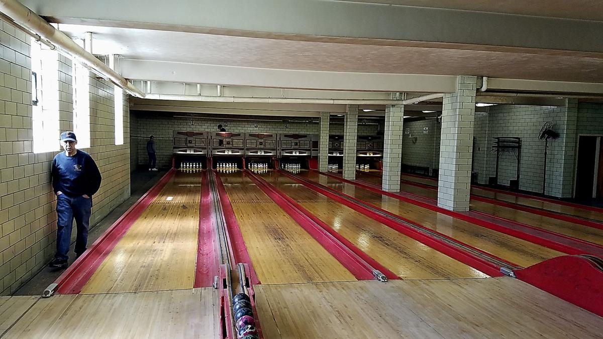 Duckpin bowling is a 1950s time capsule in Donora Cro Club