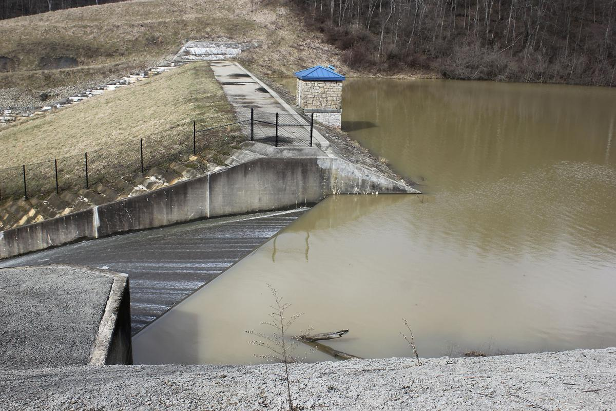 The undeveloped Wisecarver Reservoir has park potential | Greene