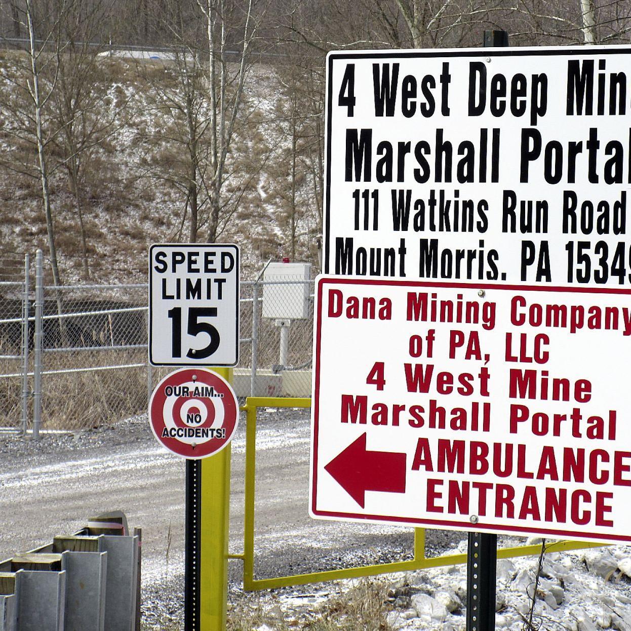 Dana Mining to close 4 West Mine near Mt  Morris | Local