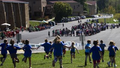 'Amazing Race' benefits St. Louise de Marillac School in Upper St. Clair
