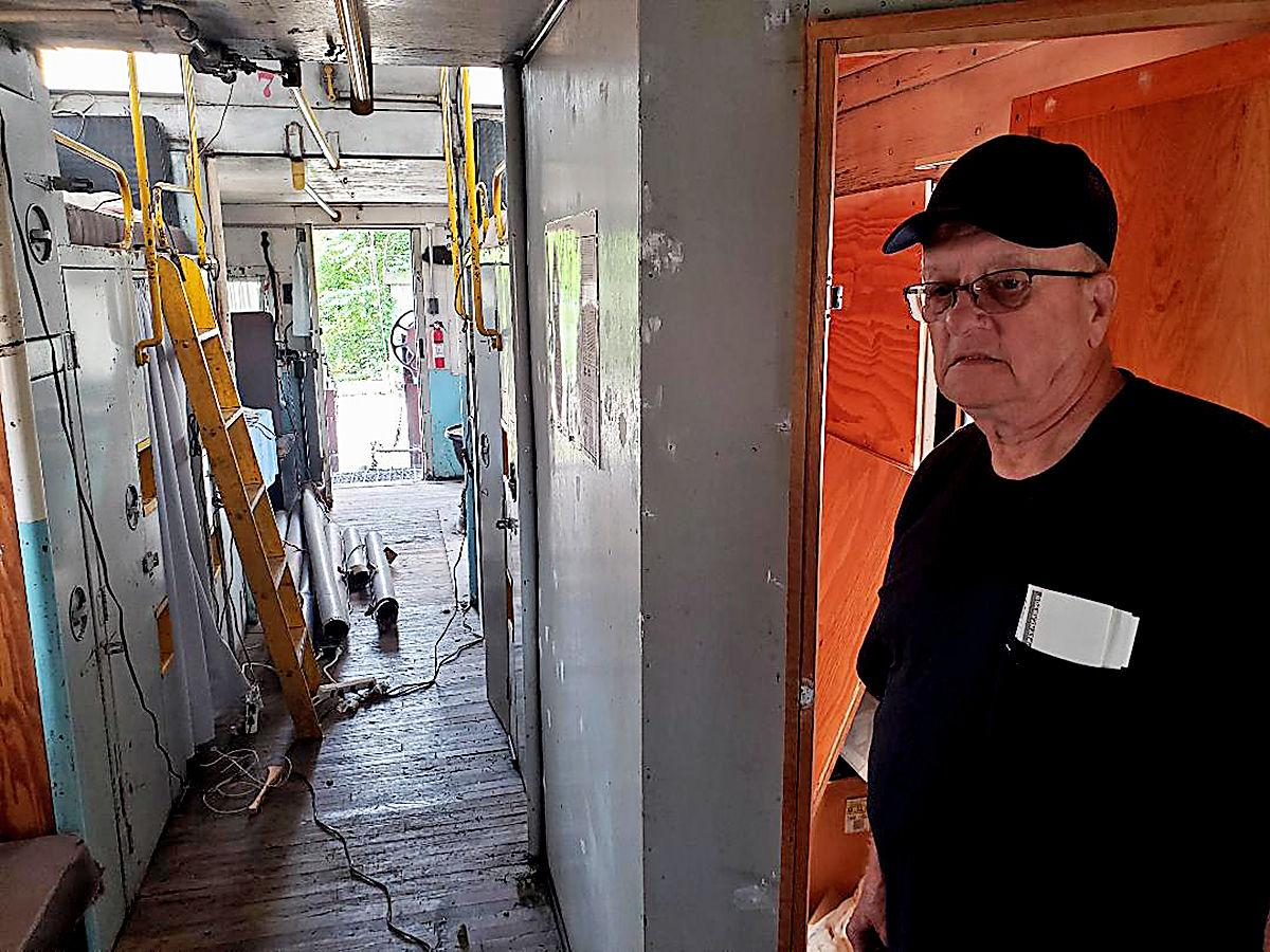 Historic Brownsville caboose has new home   Local News