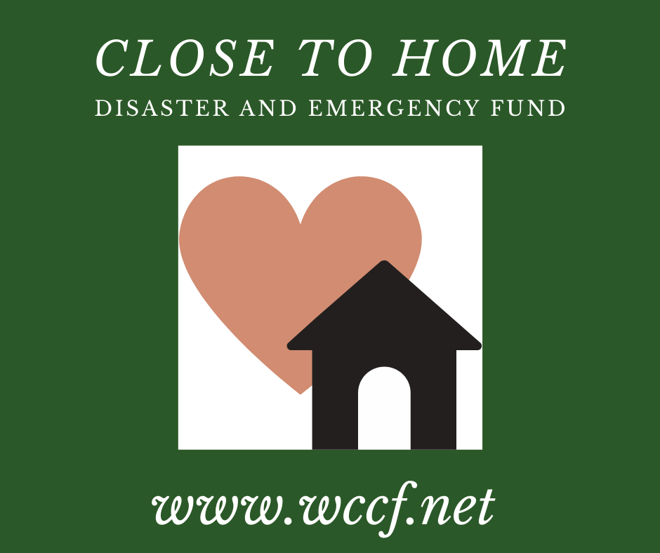 Close to home logo
