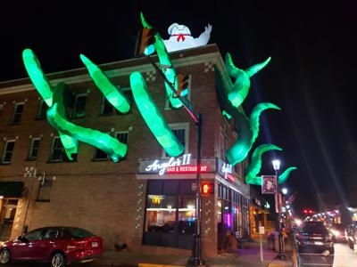 Monongahela Ghostbusters Halloween Display Has Gone Viral