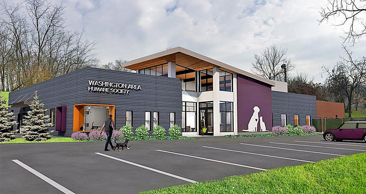 Humane Society exterior pic