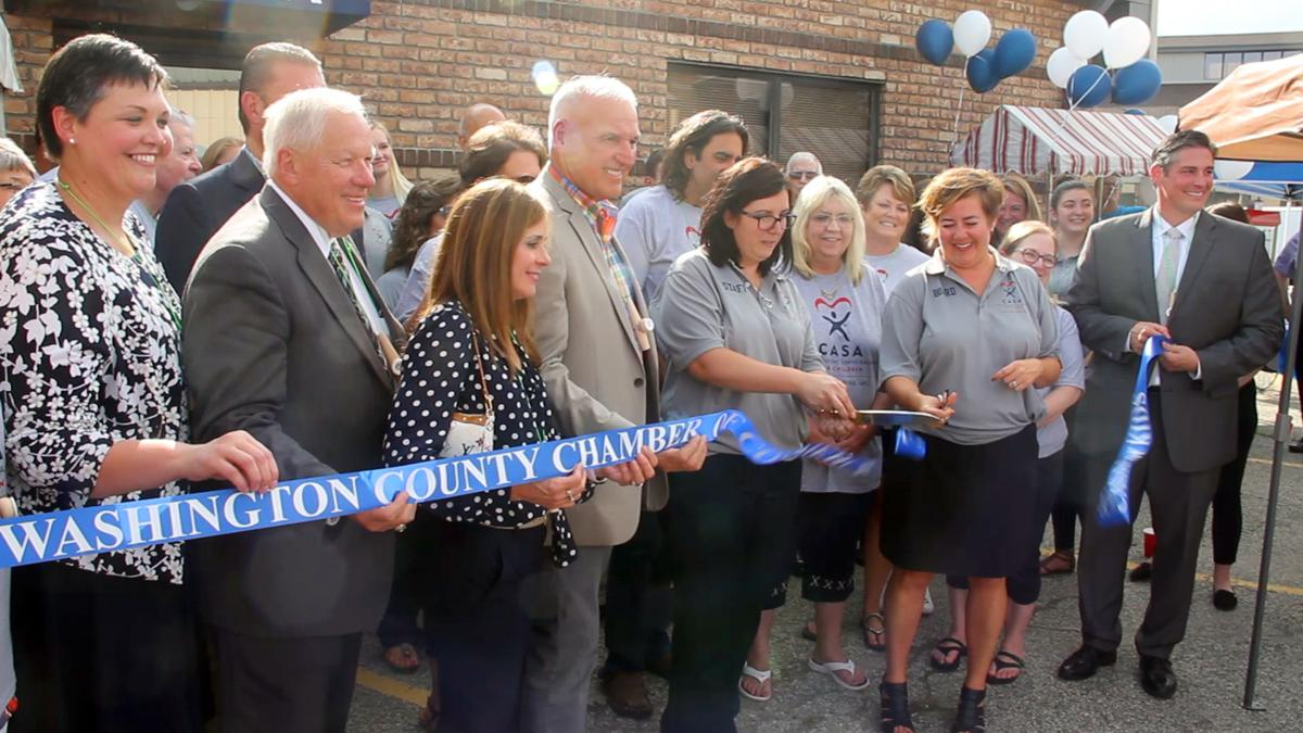CASA ribbon cutting