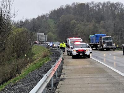 Burgettstown man killed in rollover crash on I-79 | Local