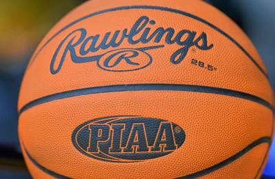 PIAA basketball stock image
