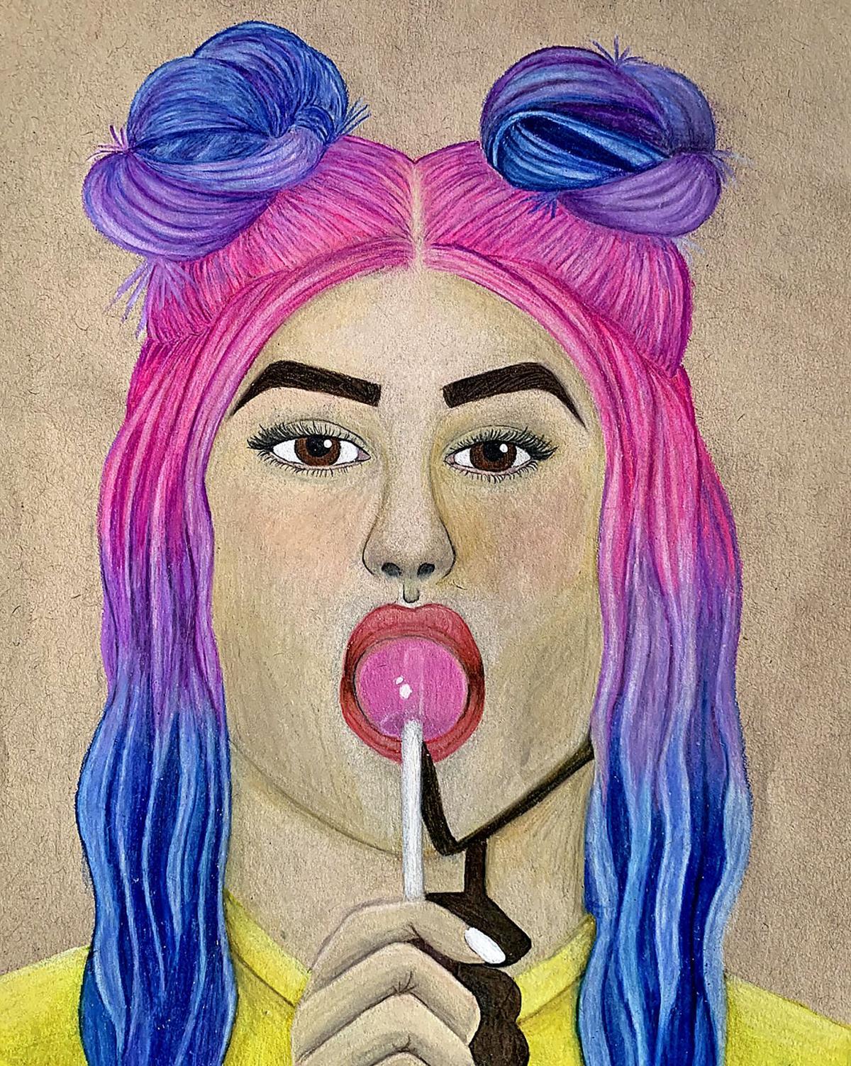Lollipop Lucy