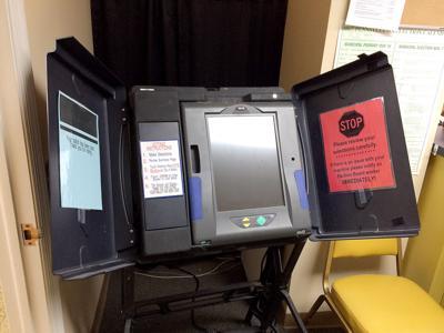 Greene County Electronic Voting Machine