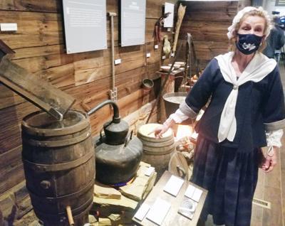 Whiskey Rebellion Museum 3