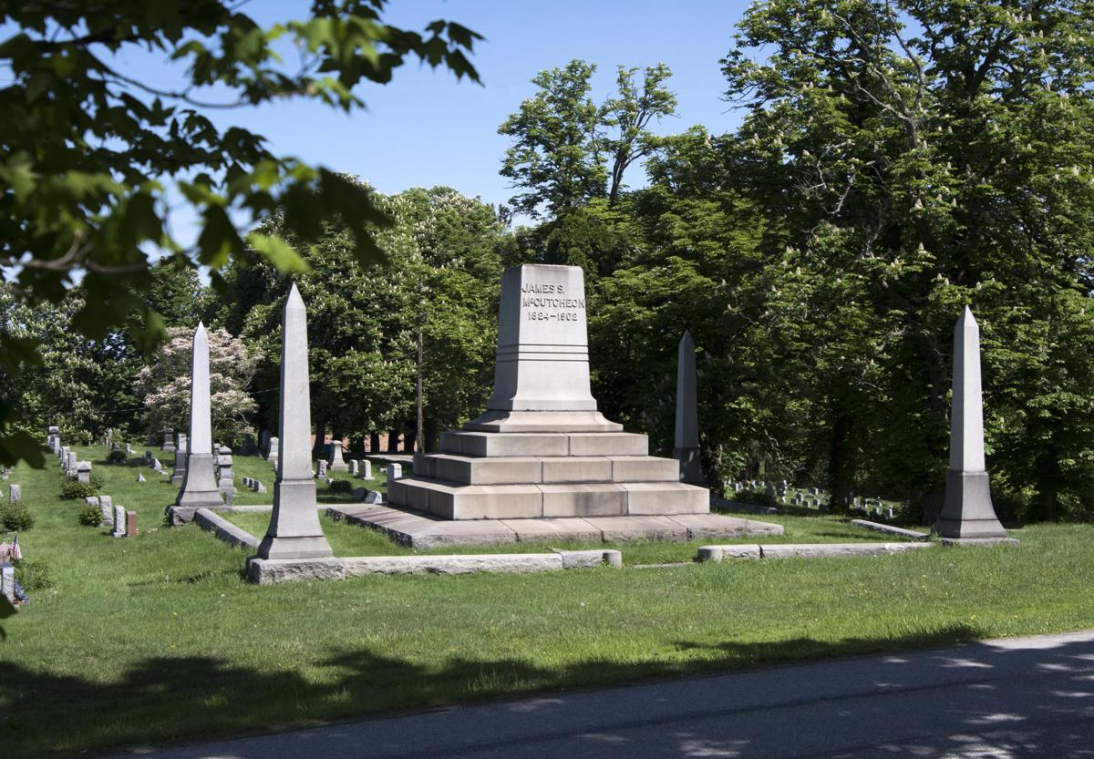 McCutcheon Monument