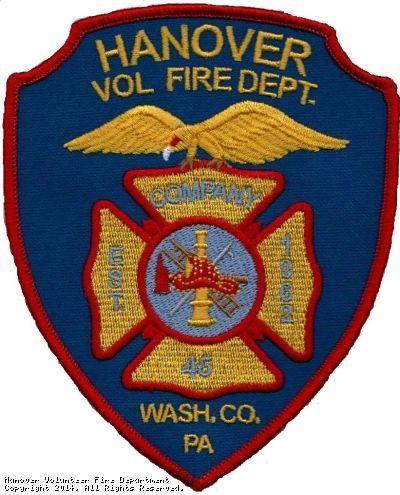 Hanover Volunteer Fire Department