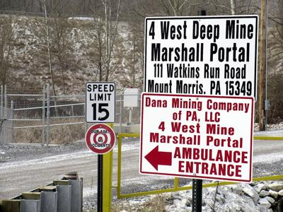 4 West mine
