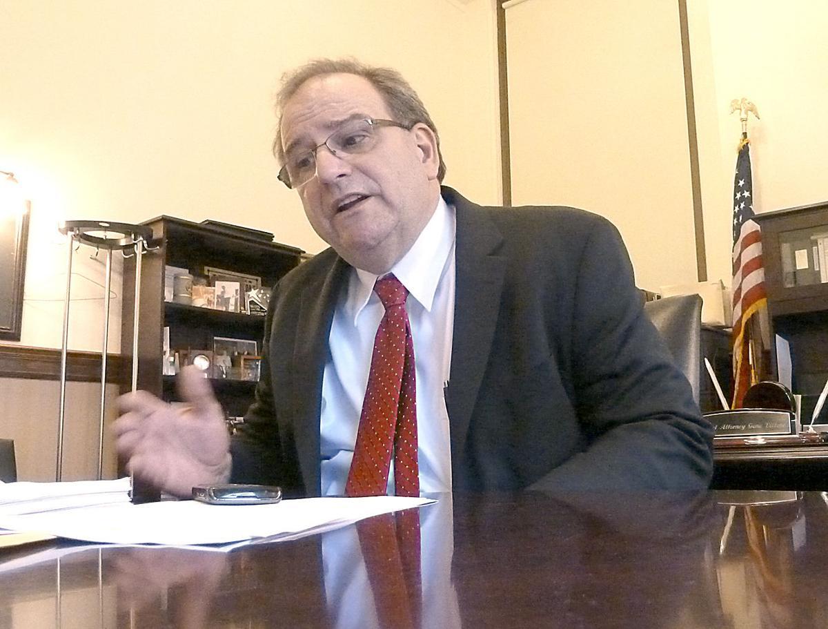 Washington County District Attorney Gene Vittone